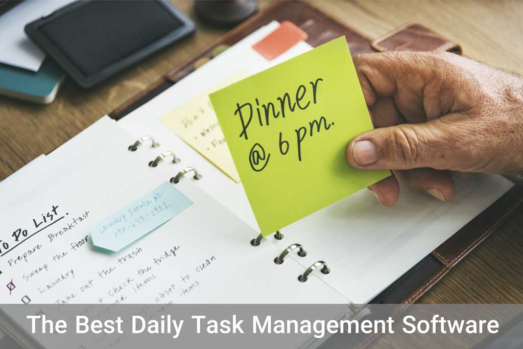The best daily task management software